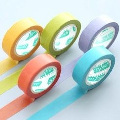 Homey House - Plain Masking Tape Set