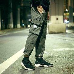 Mys Homme - Straight-Leg Cargo Pants