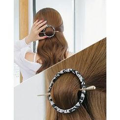 soo n soo - Circle Hair Pin