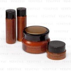 Innisfree - Cauliflower Mushroom Vital Cream Special Set (4 items)