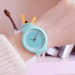 Tacka Watches - 純色帶式手錶