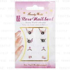 LUCKY TRENDY - Rose Nail Seal (ARS586)