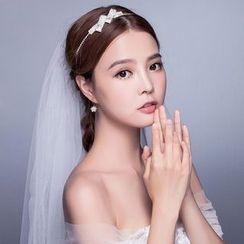 Suaylla - Rhinestone Bridal Headband