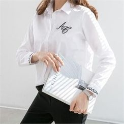 PEPER - Embroidered Shirt