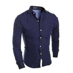 Hansel - Star Print Shirt