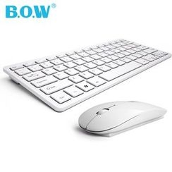 B.O.W - Set: Wireless Keyboard + Mouse / Wireless Keyboard