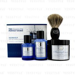 The Art Of Shaving - The 4 Elements Of The Perfect Shave - Ocean Kelp (Pre Shave Gel+ Shave Crm+ A/S Lotion+ Brush)