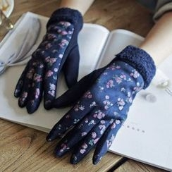 Lose Show - Printed Gloves