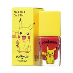 Tony Moly - Pokemon Pika Pika Get It Tint (#01 Clear Coral)