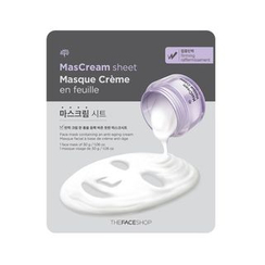 The Face Shop - MasCream Sheet - Firming 30g