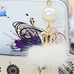 Fit-to-Kill - Pearl iPhone Earphone Plug