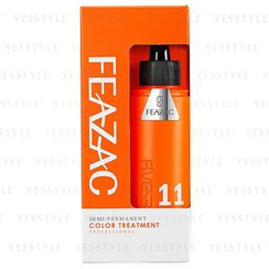 FEAZAC - Semi-Permanent Color Treatment (#11 Orange)