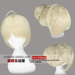 Coshome - Fate/Zero Saber Alter Cosplay Wig