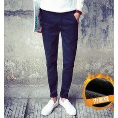 Fisen - Slim Fit Harem Pants