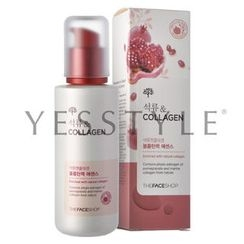 The Face Shop - Pomegranate and Collagen Volume Lifting Essence