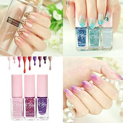 Magic Beauty - Set of 3: Nail Polish