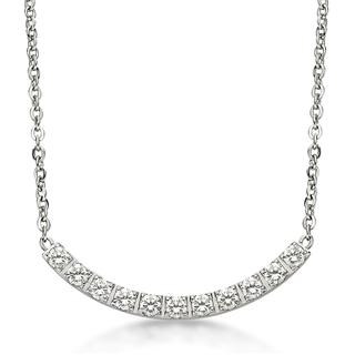 Kenny & co. - Full Crystal Penant with Necklace