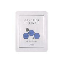 A'PIEU - Essential Source Salt Sheet Mask