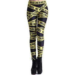 Omifa - Printed Leggings