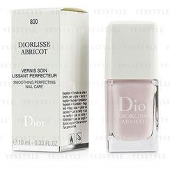 Christian Dior - Diorlisse Abricot (Smoothing Perfecting Nail Care) - # 800 Snow Pink