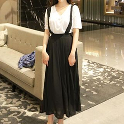 Fashion Street - Plain Jumper Skirt