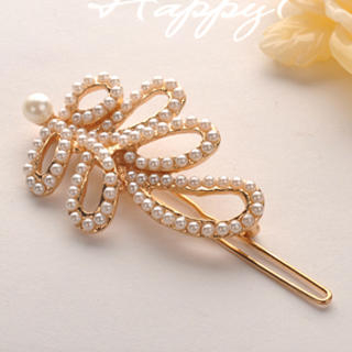 Fit-to-Kill - Pearl Leaf Pin