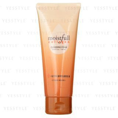 Etude House 伊蒂之屋 - Moistfull Collagen Cleansing Foam