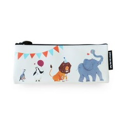 LIFE STORY - Illustration Zipped Pencil Case