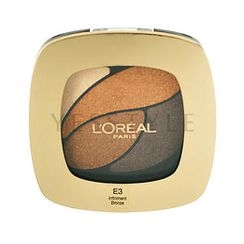 L'Oreal - Colour Riche Eyeshadow Palettes (#E3 Infiniment Bronze)