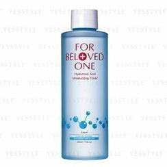 For Beloved One - Hyaluronic Acid Tri-Molecules Moisturizing Toner
