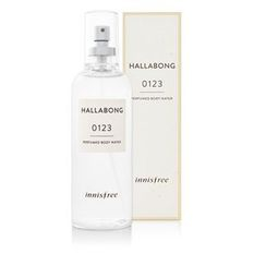 Innisfree - Perfumed Body Water (#0123 Hallabong) 150ml