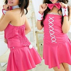 Eros - Rabbit Party Costume Nightdress Set