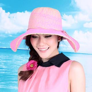Momiton - Gradient Straw Sun Hat