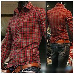 Hansel - Plaid Shirt