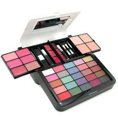 Cameleon - MakeUp Kit G1697-1: (25x EyeShadow, 4x Compact Powder, 6x Blusher, 6x Lipgloss, 1x Mascara....)
