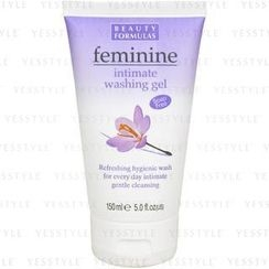 Beauty Formulas - Feminine Intimate Washing Gel