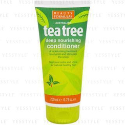 Beauty Formulas - Tea Tree Deep Nourishing Conditioner