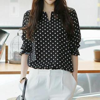 Jolly Club - Dotted Blouse