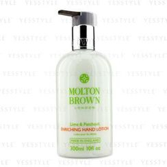Molton Brown - Lime and Patchouli Enriching Hand Lotion
