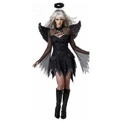 Whitsy - Dark Angel Party Costume