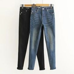 ninna nanna - Fleece-lined Jeans