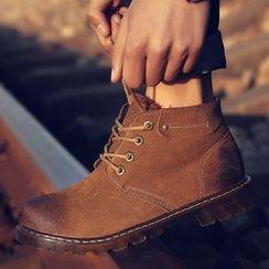 Chariot - 系带鞋