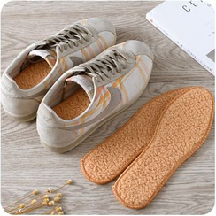 Good Living - Fleece Insoles (1 pair)