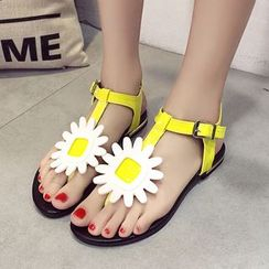 BAYO - Flower Thong Sandals