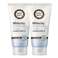 HAPPY BATH - Whiteclay Blackhead Foam