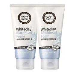 HAPPY BATH - Whiteclay Blackhead Foam