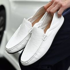 Ireoul - Fuax Leather Loafers