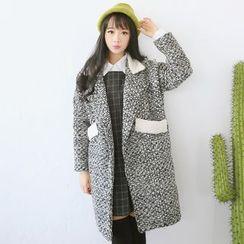 Ashlee - Woolen Coat