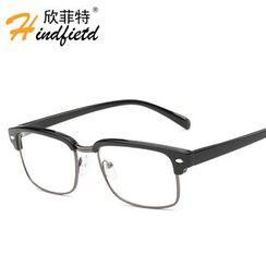 Koon - Retro Square Glasses
