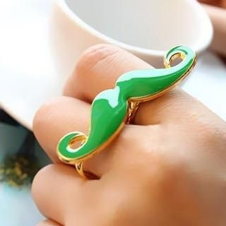 TAIPEI STAR - Mustache Ring